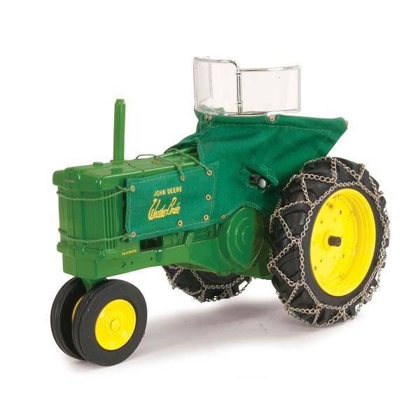 john deere toy tractors john deere 1 16 scale ffa 70 replica tractor ...